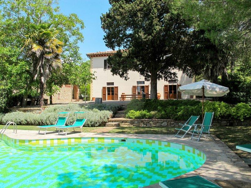 Casanuova Carfini Fienile+Villa (PGG142), location de vacances à Staggia