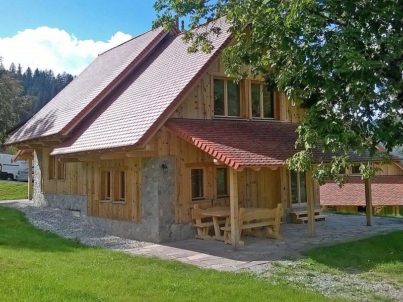 Dolomiti Village (CES100), location de vacances à Ravascletto