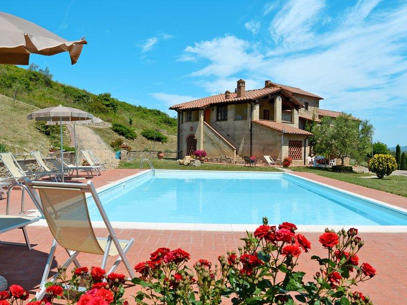 Valle Dorata (MVC257), holiday rental in Montecatini Val di Cecina