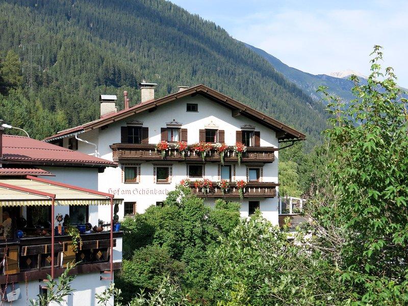 Hof am Schönbach (STA160), vacation rental in Lech