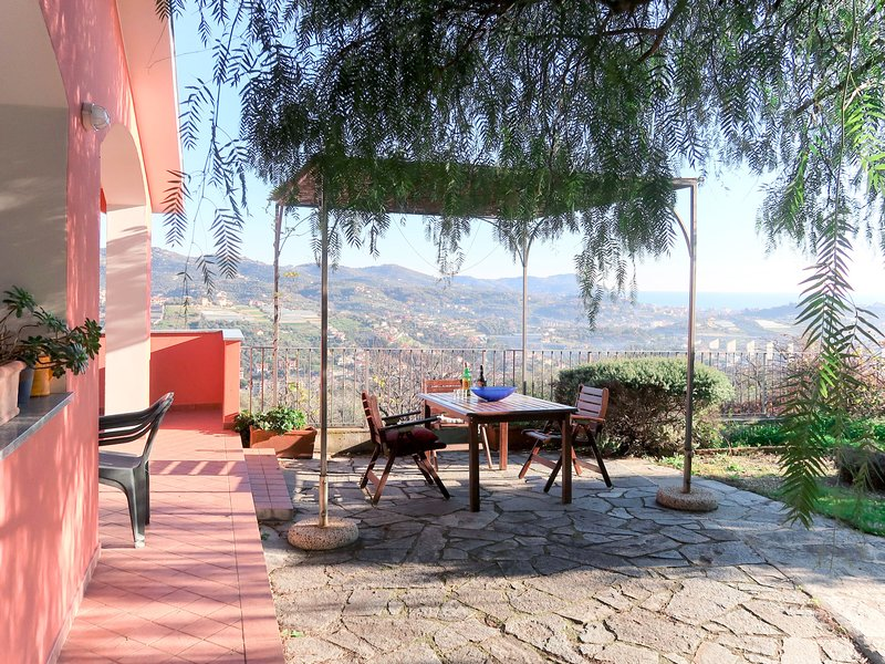 House at Poggi (PGI175), vacation rental in Imperia