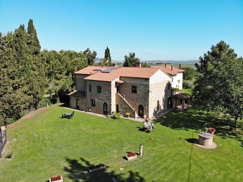 Giglio (PNC192), holiday rental in Montegemoli