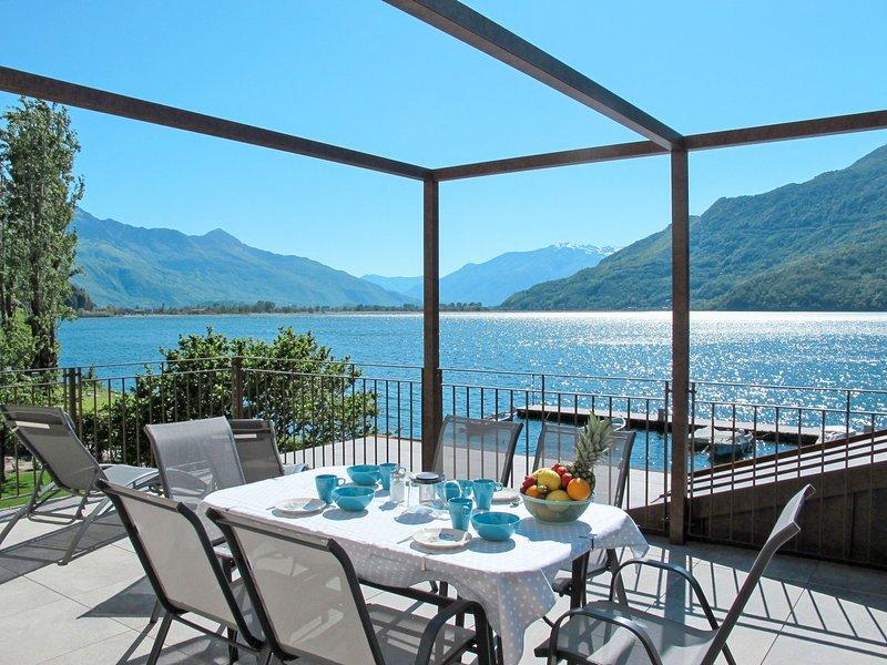 Brezza di Lago (LMZ330), vacation rental in Dascio