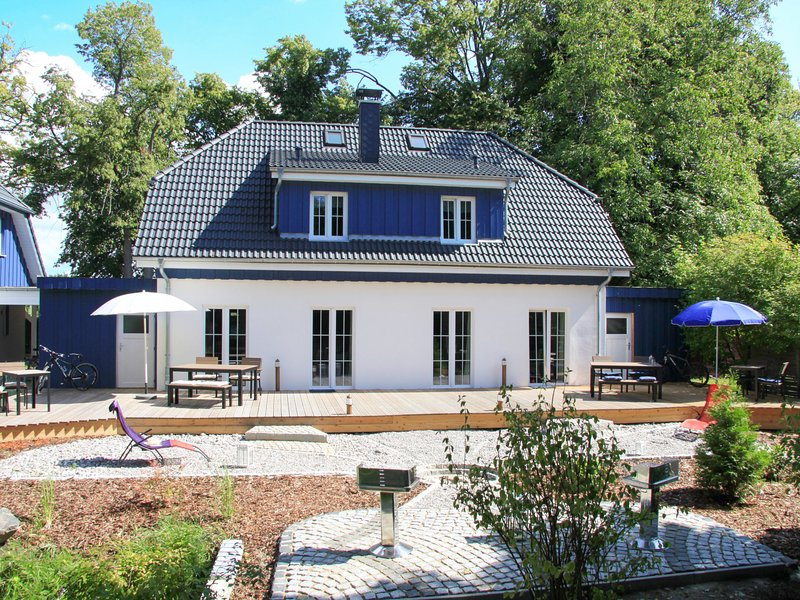 Boddenrauschen (UMZ120), vacation rental in Schaprode
