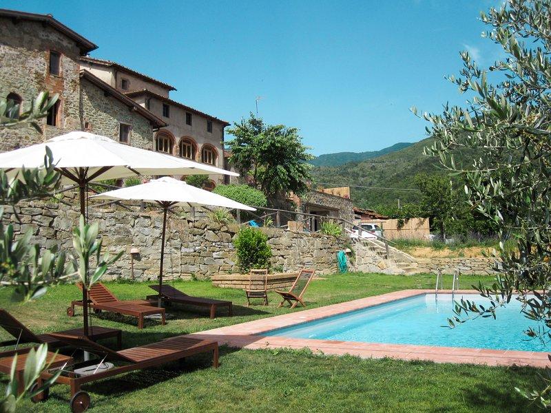 Borgo La Cella, alquiler de vacaciones en Pian di Sco