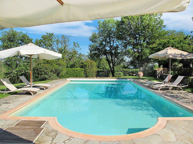 Casadellida (CTC120), vacation rental in Castellina In Chianti