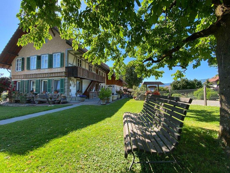 Arn's Ferienwohnung, vacation rental in Moutier