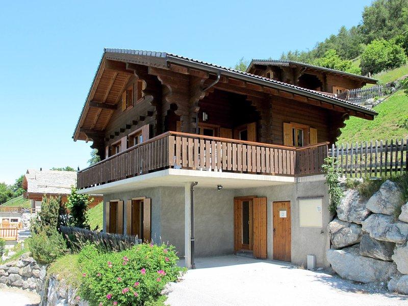 Les Tchoueilles I (VEZ125), vacation rental in Veysonnaz