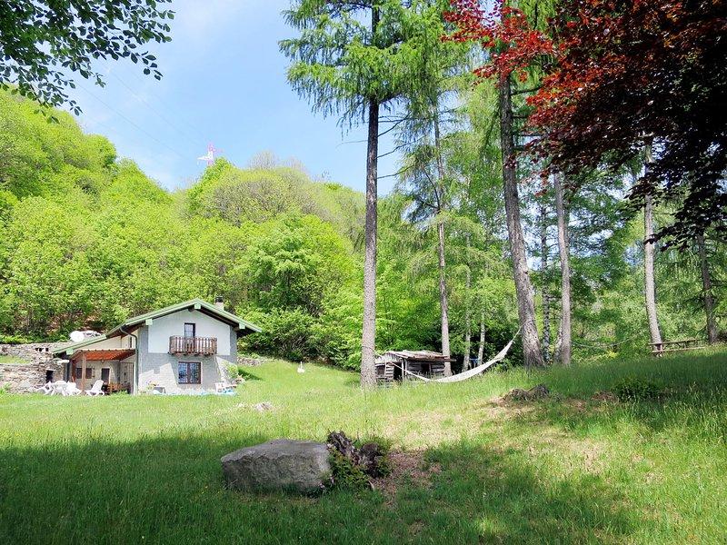 Baita Nini (CNR 530), location de vacances à Lunecco