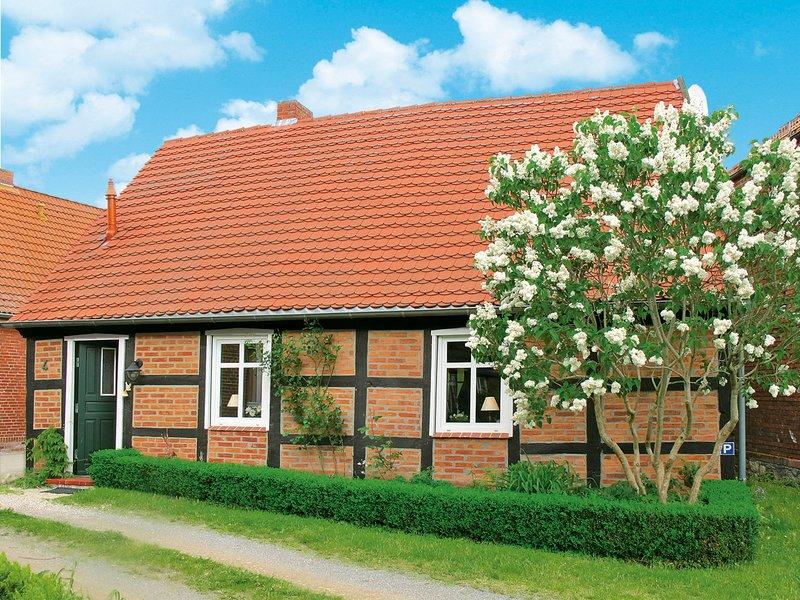 Altes Nachtwächterhaus (PRG171), location de vacances à Wittenberge
