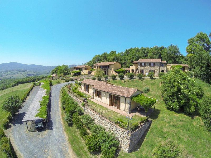 Vista 2 (GUA352), location de vacances à Querceto