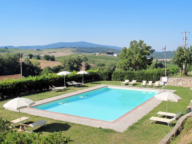 Cignanrosso - Granaio I (CTC253), holiday rental in Quercegrossa
