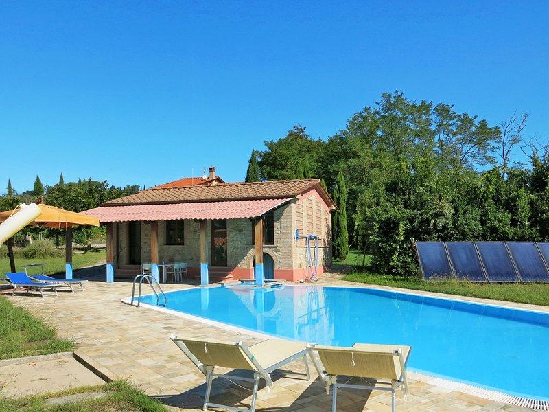 Le Palaie, holiday rental in Peccioli