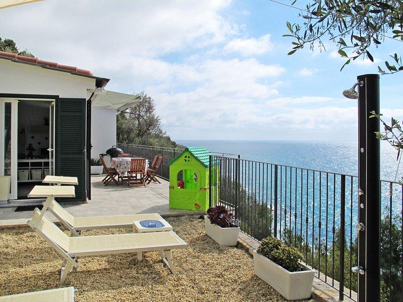 La Perla del Mediterraneo (CEO125), holiday rental in Cervo