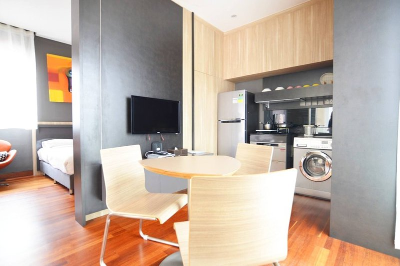Brand New- One bedroom studio Sen-7 at topfloor, holiday rental in Pasir Gudang