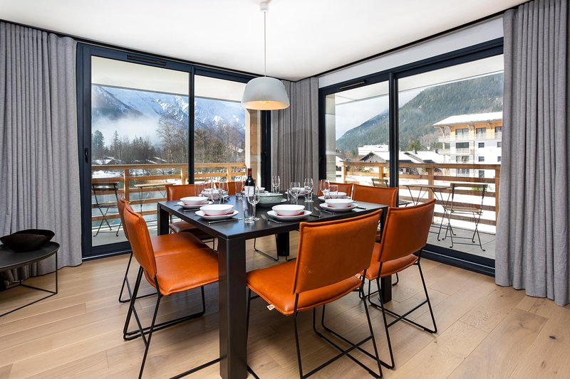 Stay at La Cordee 612 apartment with 'Very Good' Property Manager 4.5/5, holiday rental in Les Praz-de-Chamonix