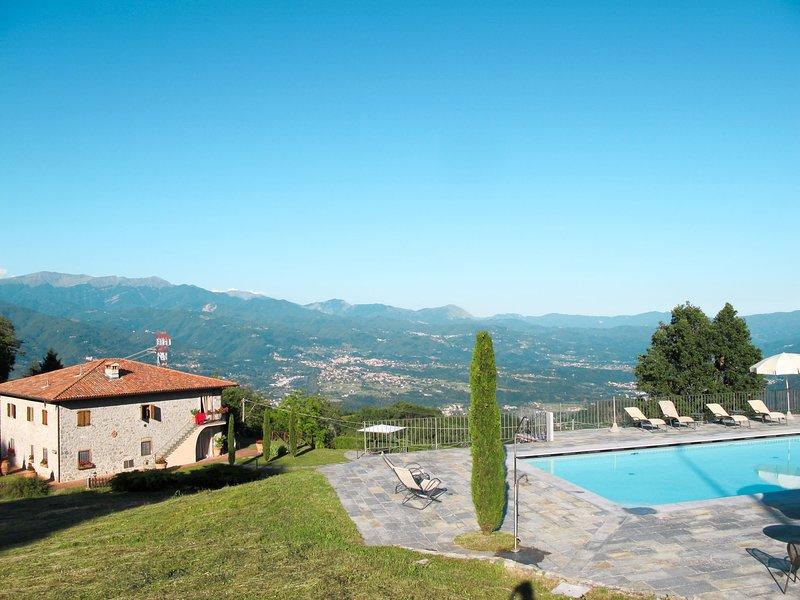 Gelsomino (CNG192), holiday rental in Vergemoli