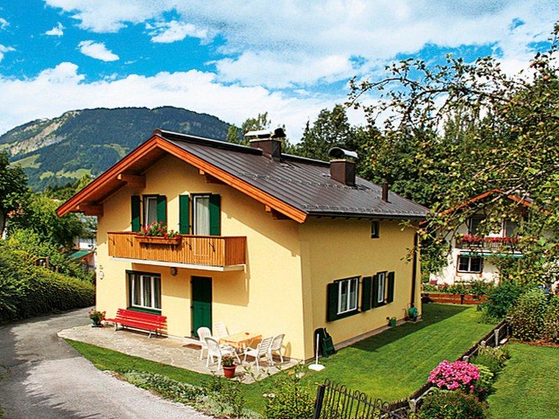 Friedenau – semesterbostad i St. Ulrich am Pillersee