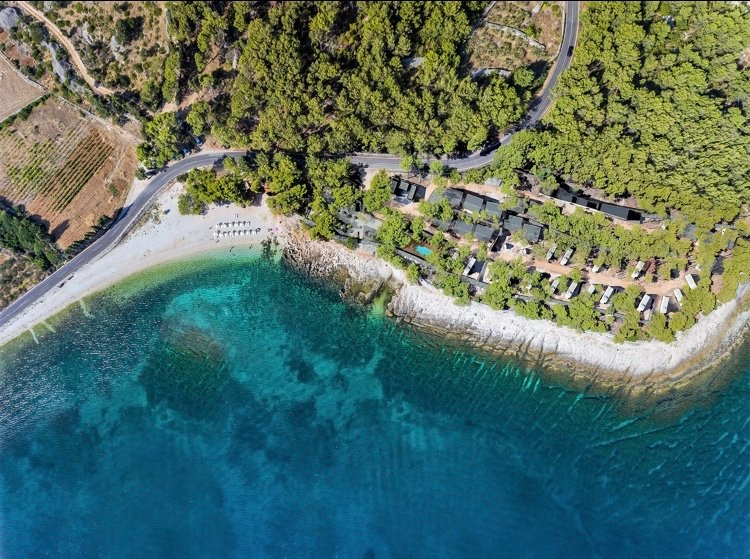 Boutique Camping Bunja, holiday rental in Brac Island