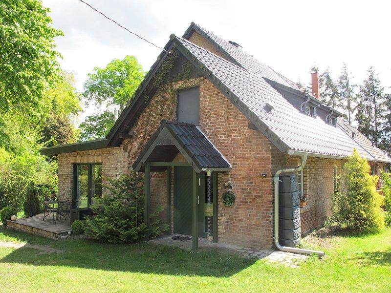 am Schloßsee, location de vacances à Rubkow