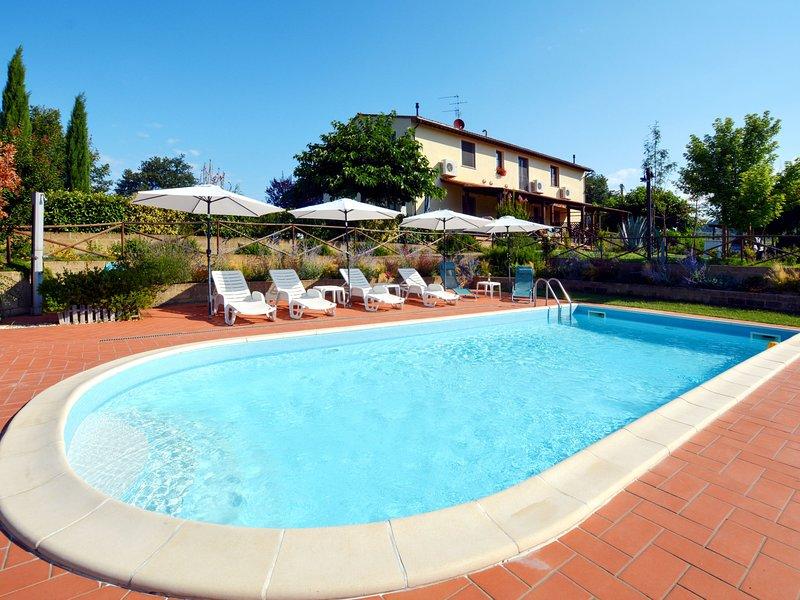 Le Palavigne (CET132), vacation rental in Lucardo