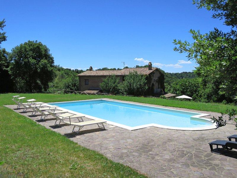 Casale Vitello (BOL260), holiday rental in Proceno