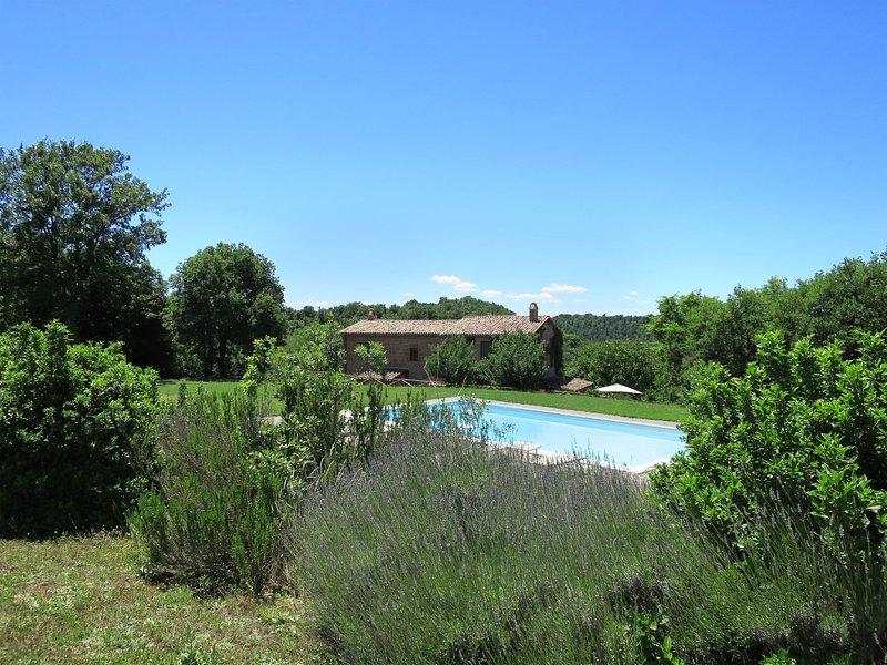 Casale Vitello (BOL260), vacation rental in Pratolungo