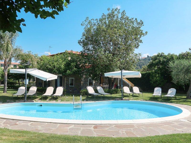 Rosa - Nel Giardino di Renzo (IMP281), holiday rental in Poggi