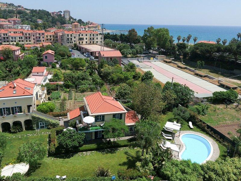 Verde - Nel Giardino di Renzo (IMP283), holiday rental in Poggi