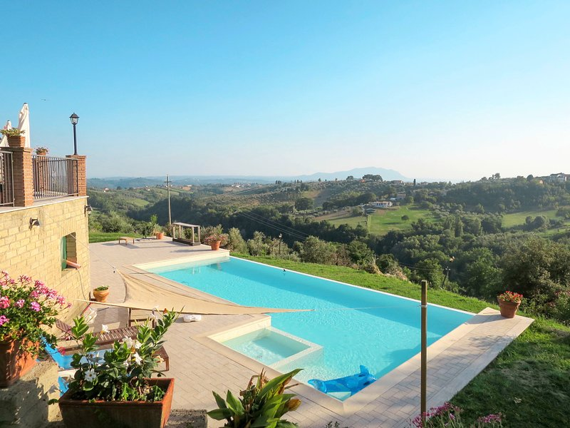 Casale della Croce (TOI130), location de vacances à Montasola