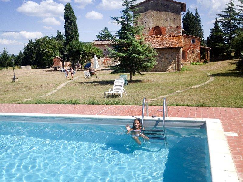 Fattoria Petrarglia - Cedro (MTG205), location de vacances à Monteriggioni