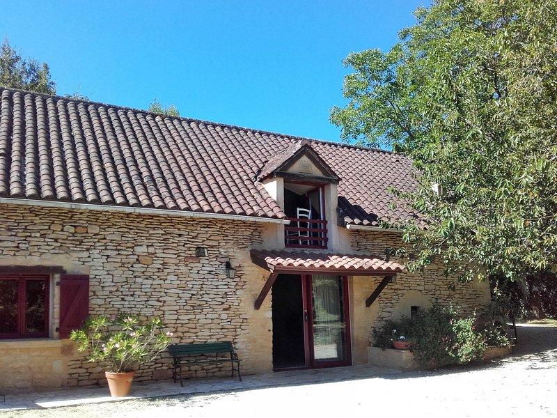 Vialard Haut (AMA201), holiday rental in Coly
