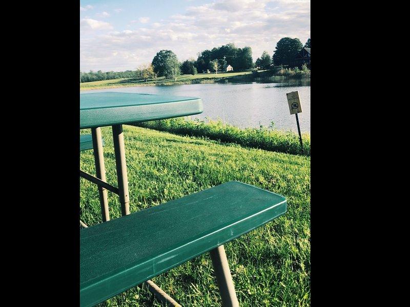 Tentrr Signature Site - Blackberry Meadow, location de vacances à Westernville