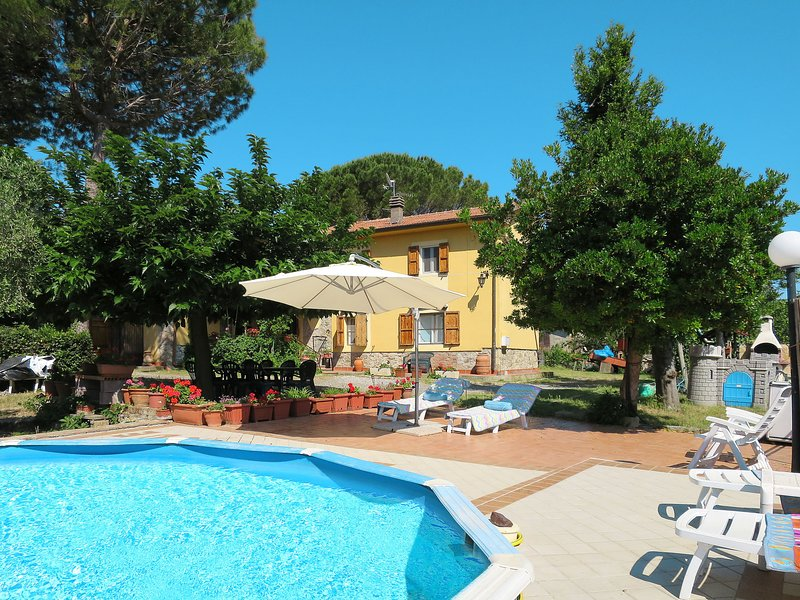 Le Fagiode (PSN 170), vacation rental in Pieve di Santa Luce