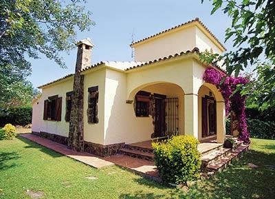 Beautiful sunny villa