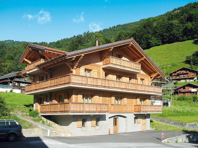 Saint-Joseph, holiday rental in Lavey-les-Bains