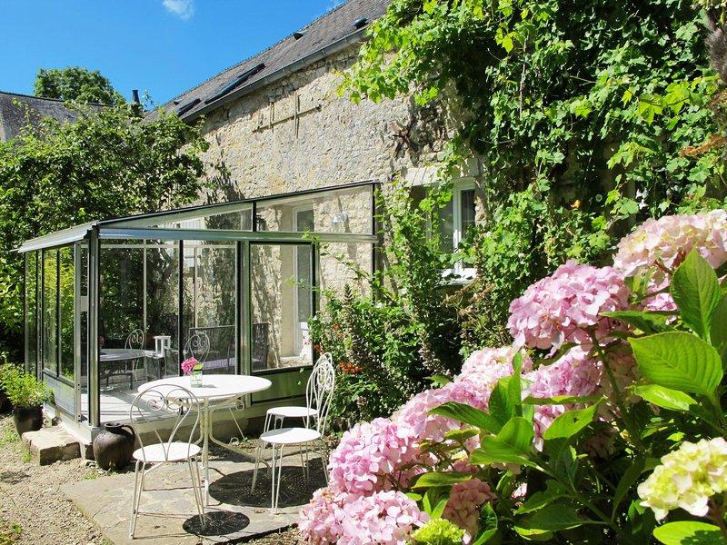 Le Jardin (FMV400), vacation rental in Tamerville
