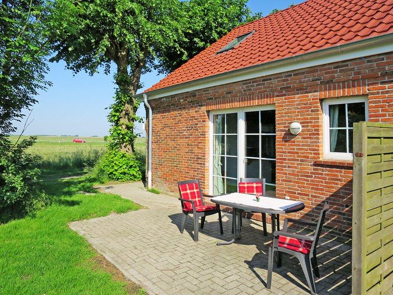 Altes Schöpfwerk, holiday rental in Nieuwe Statenzijl
