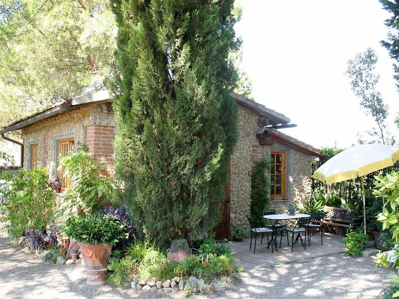 Podere Il Crocino (MNT304), location de vacances à Marti
