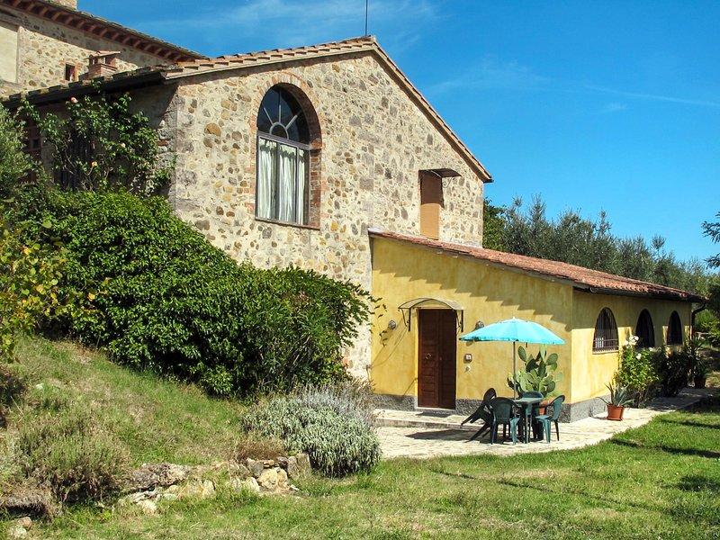 Podere San Raffaele - Cinzia (PGG131), location de vacances à Staggia
