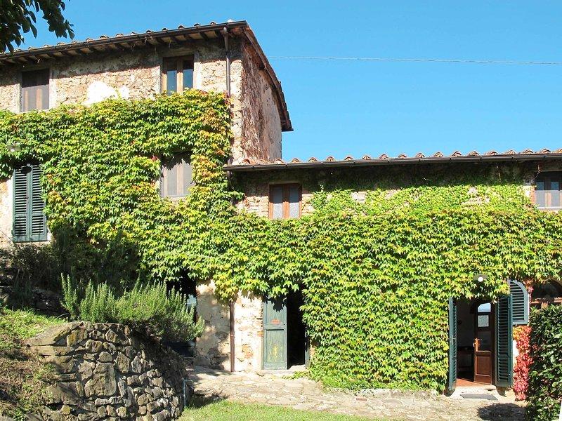 Fattoria di Pietrabuona (PCA104), vacation rental in Colognora