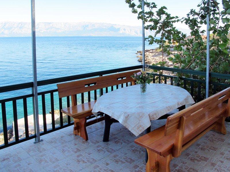 Tina (HVR501), holiday rental in Gdinj