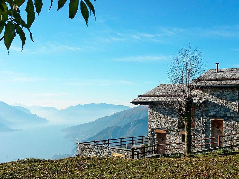 Le Baite di Bodone (GRV611), location de vacances à Roveredo
