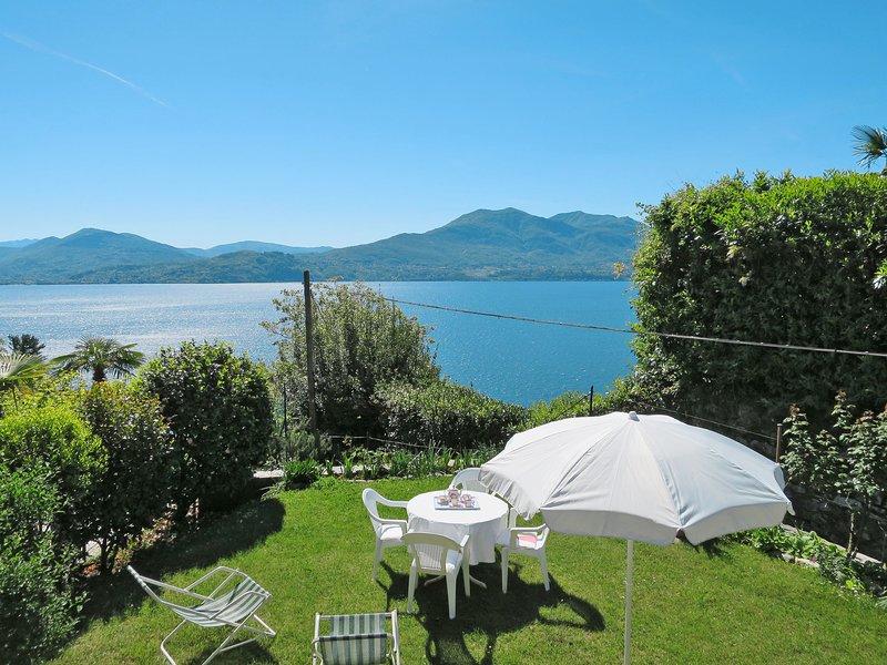 Morandi (CNR110), holiday rental in Barbe Superiore