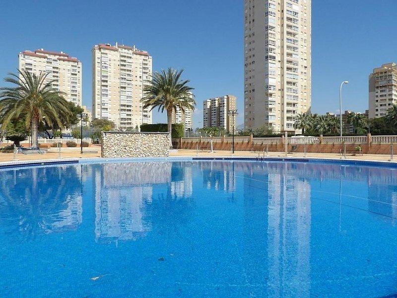 Apartamento a pie de Playa Muchavista, holiday rental in Mutxamel