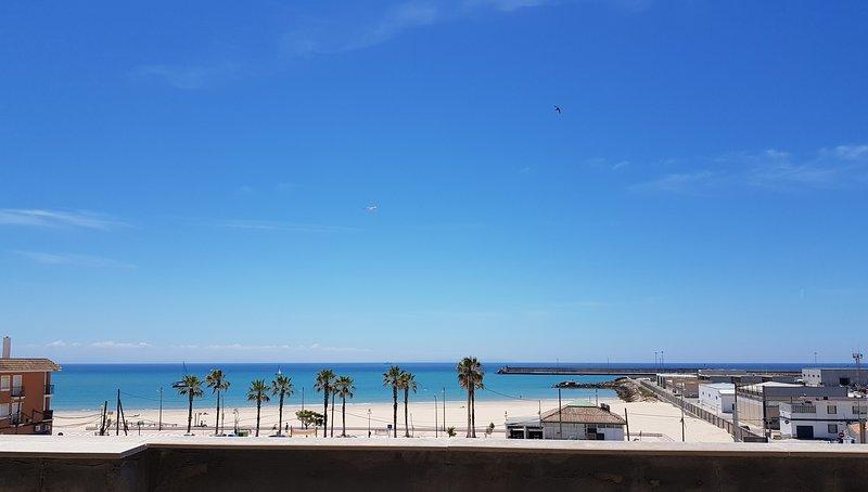 APTO PLAYA DEL CARMEN INVERDRABA, alquiler de vacaciones en Barbate