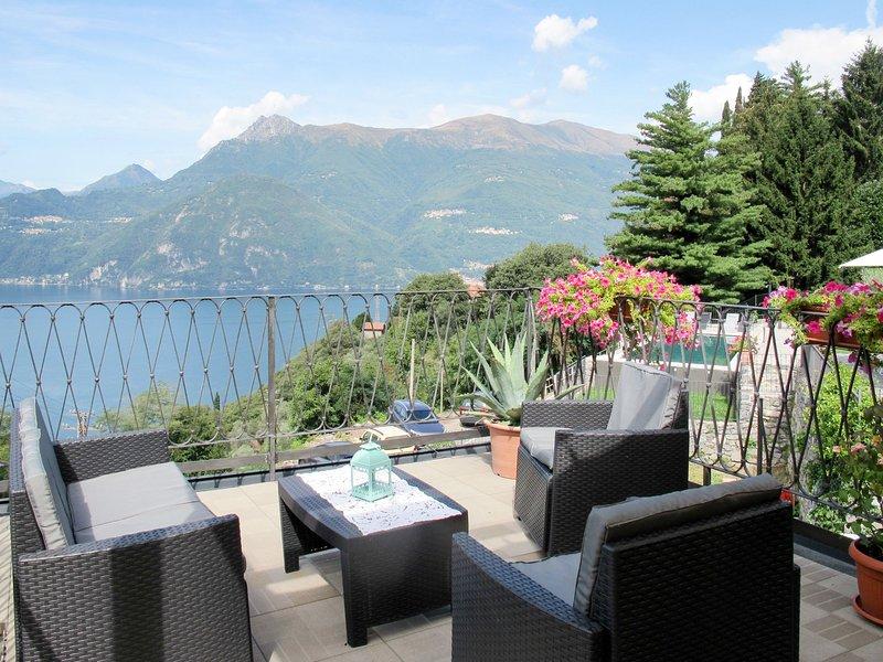 Casa Nina Belvedere (VNA227), vacation rental in Regoledo