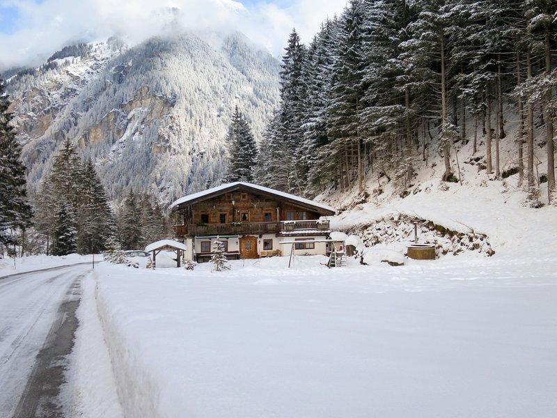 Gaishütte (MHO484), location de vacances à Valle Aurina