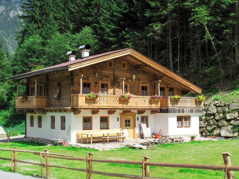 Gaishütte (MHO484), location de vacances à Schmirn