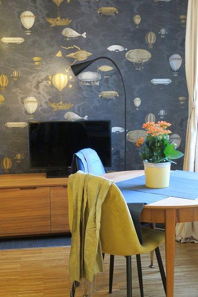 Explorer Apartment ruhig in der City, holiday rental in Düsseldorf
